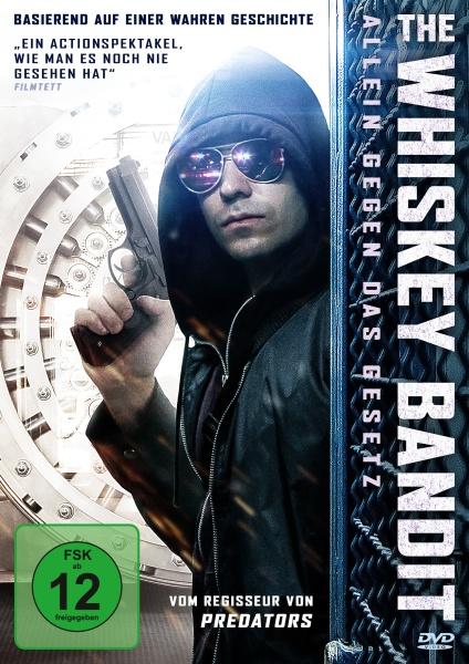 The Whiskey Bandit - Allein gegen das Gesetz (DVD)