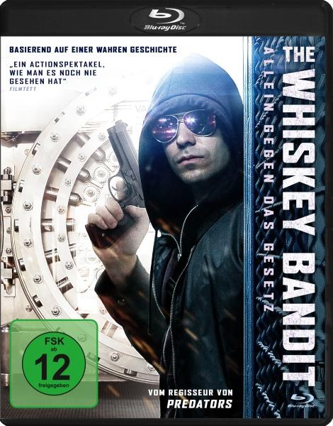 The Whiskey Bandit - Allein gegen das Gesetz (Blu-ray)