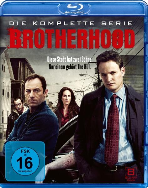 Brotherhood - Die komplette Serie (8 Blu-rays)