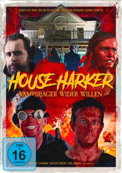House Harker - Vampirjäger wider Willen (DVD)