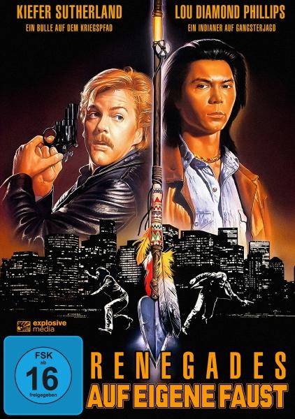 Renegades - Auf eigene Faust (DVD)
