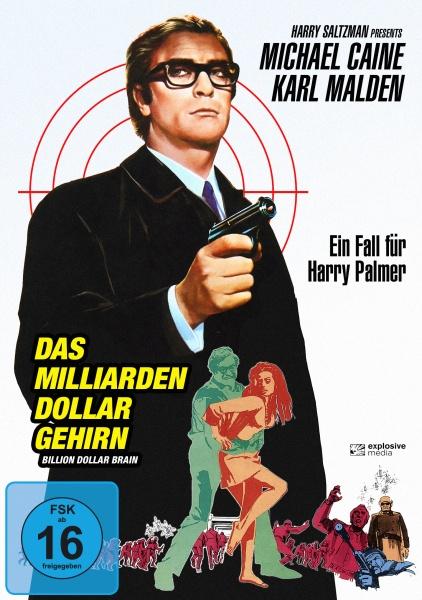 Das Milliarden Dollar Gehirn (DVD)