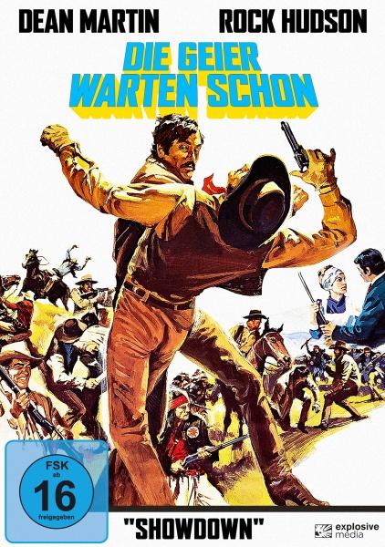 Die Geier warten schon (Showdown) (DVD)