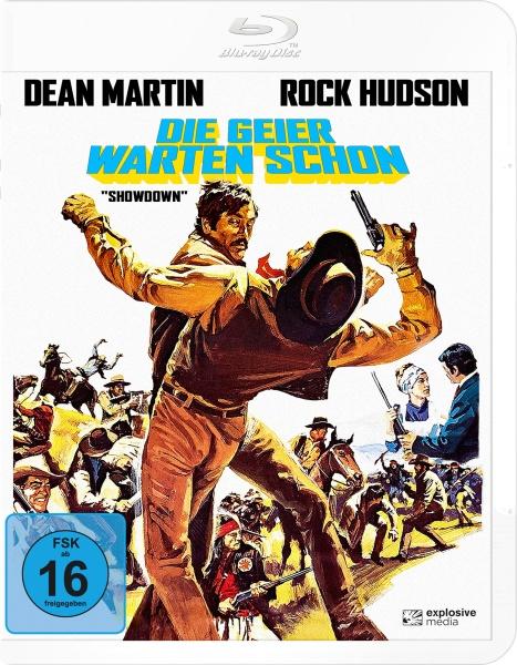 Die Geier warten schon (Showdown) (Blu-ray)