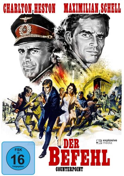Der Befehl (Counterpoint) (DVD)