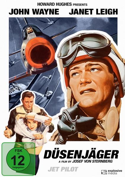 Jet Pilot - Düsenjäger (DVD)