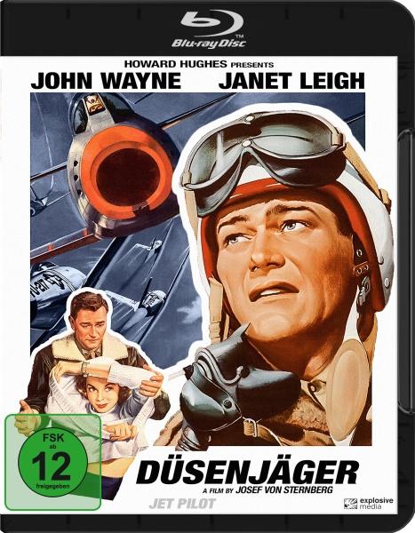 Jet Pilot - Düsenjäger (Blu-ray)
