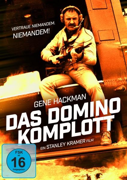 Das Domino-Komplott (DVD)
