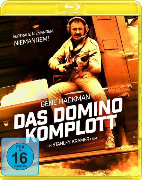 Das Domino-Komplott (Blu-ray)