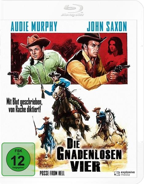 Die gnadenlosen Vier (Posse from Hell) (Blu-ray)