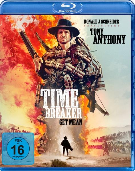 Time Breaker - Get Mean (Blu-ray)