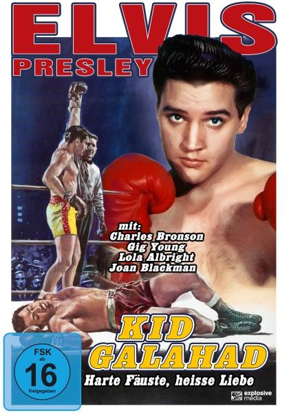 Kid Galahad - Harte Fäuste, heiße Liebe (DVD)