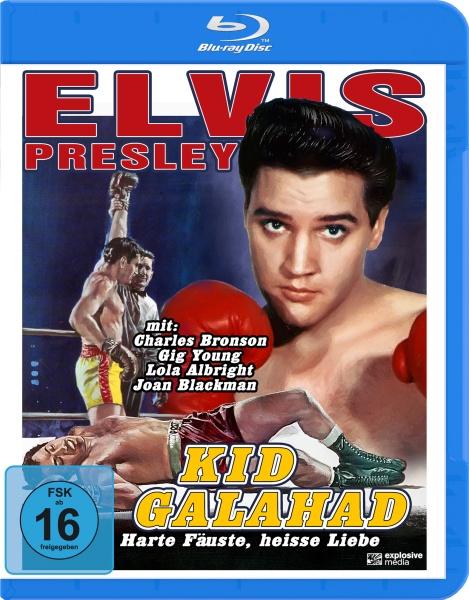 Kid Galahad - Harte Fäuste, heiße Liebe (Blu-ray)