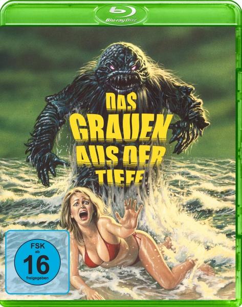 Das Grauen aus der Tiefe (Blu-ray)