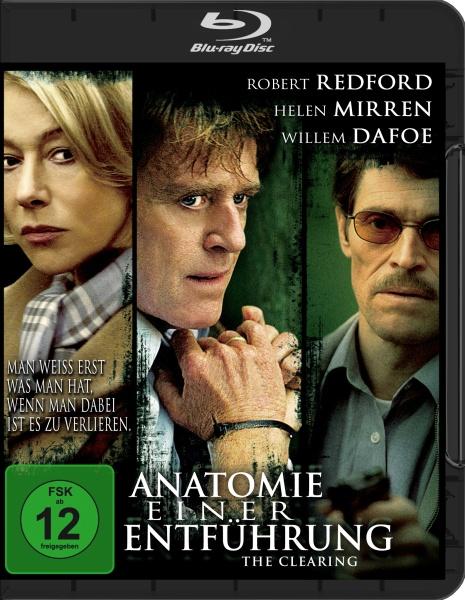 Anatomie einer Entführung (The Clearing) (Blu-ray)