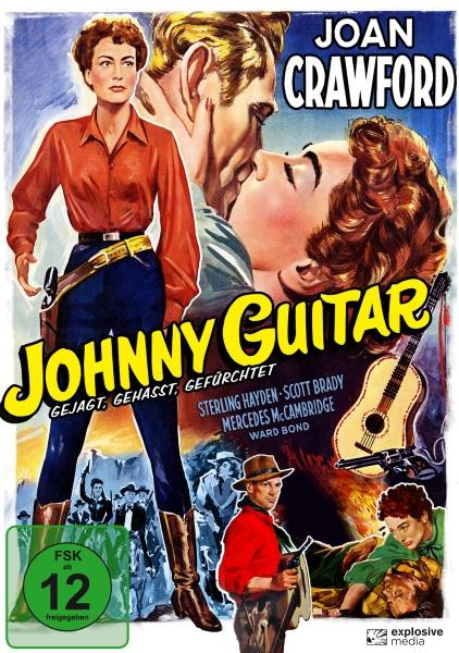 Johnny Guitar - Gejagt, gehaßt, gefürchtet (DVD)