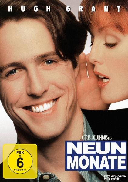 Nine Months - Neun Monate (DVD)