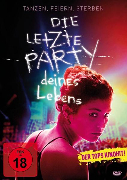 Die letzte Party deines Lebens (DVD)