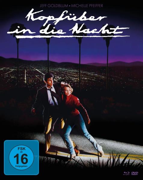 Kopfüber in die Nacht (Mediabook, 1 Blu-ray, 2 DVDs)