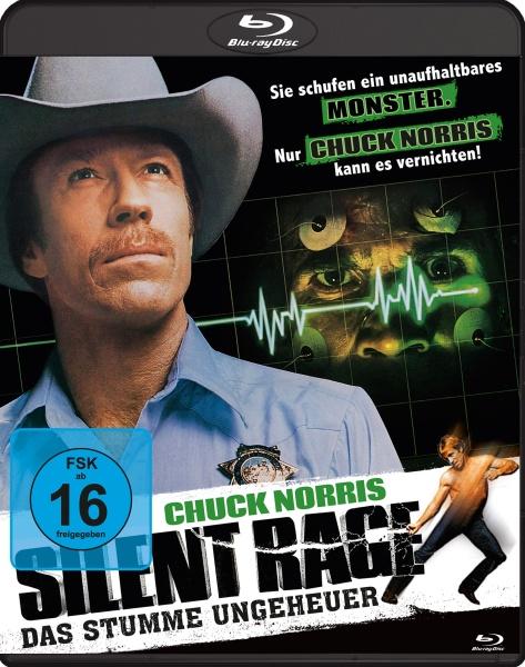 Silent Rage - Das stumme Ungeheuer (Blu-ray)