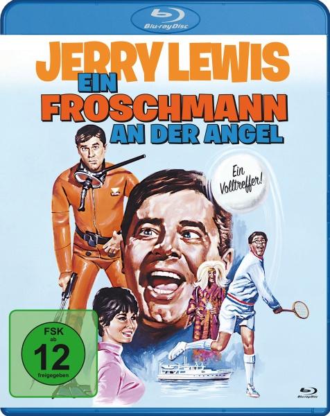 Jerry Lewis: Ein Froschmann an der Angel (Blu-ray)