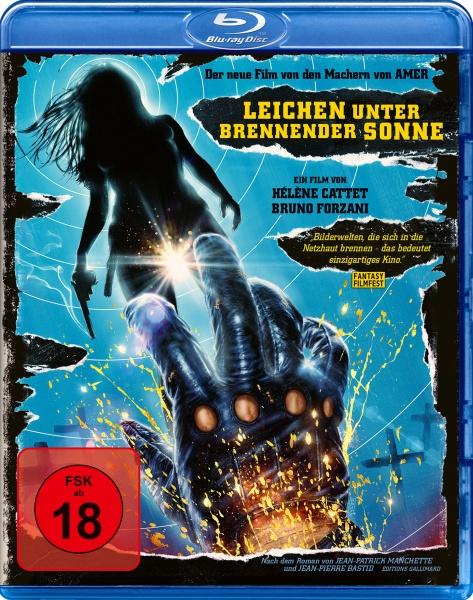 Leichen unter brennender Sonne (Blu-ray)