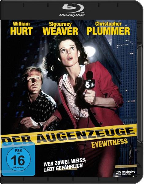 Der Augenzeuge (Eyewitness) (Blu-ray)