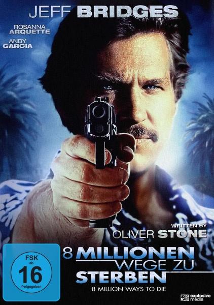 8 Millionen Wege zu Sterben (DVD)