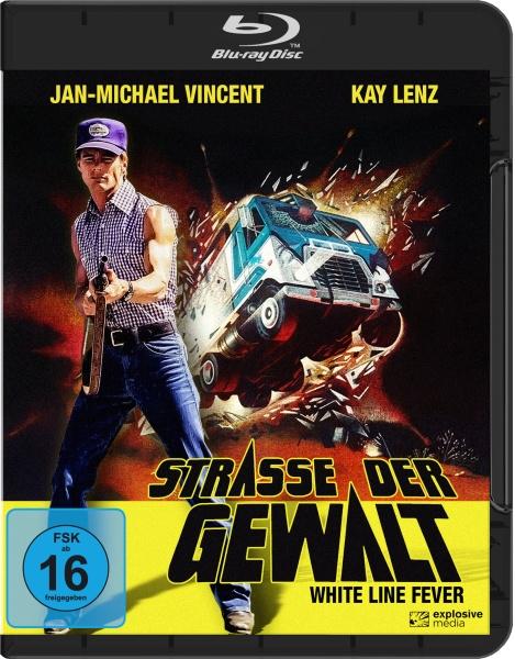 Straße der Gewalt (Blu-ray)