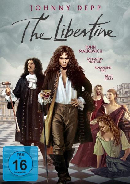 The Libertine - Sex, Drugs & Rococo (DVD)