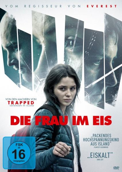 Die Frau im Eis (DVD)