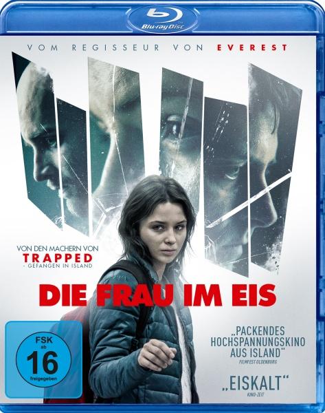 Die Frau im Eis (Blu-ray)