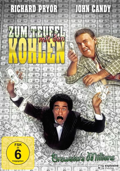 Zum Teufel mit den Kohlen - Brewster's Millions (DVD)