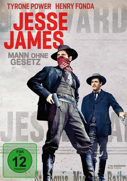 Jesse James - Mann ohne Gesetz (DVD)