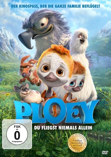 Ploey - Du fliegst niemals allein (DVD)