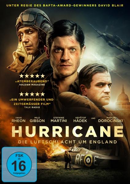 Hurricane - Luftschlacht um England (DVD)