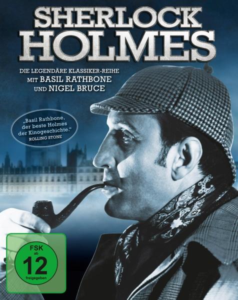 Sherlock Holmes Edition (Keepcase) (14 DVDs)