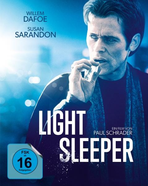 Light Sleeper (Mediabook, Blu-ray+DVD)