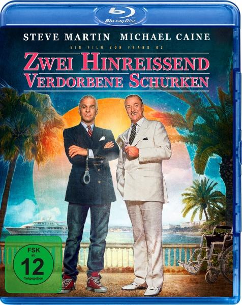 Zwei hinreißend verdorbene Schurken - Special Edition (Blu-ray)