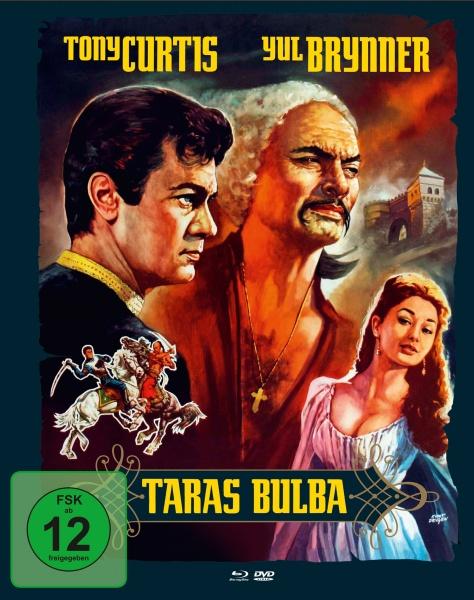 Taras Bulba (Mediabook B, Blu-ray + DVD)