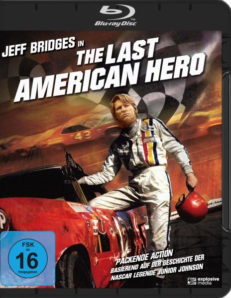The Last American Hero - Der letzte Held Amerikas (Blu-ray)
