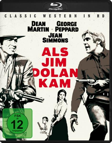 Als Jim Dolan kam (Blu-ray)