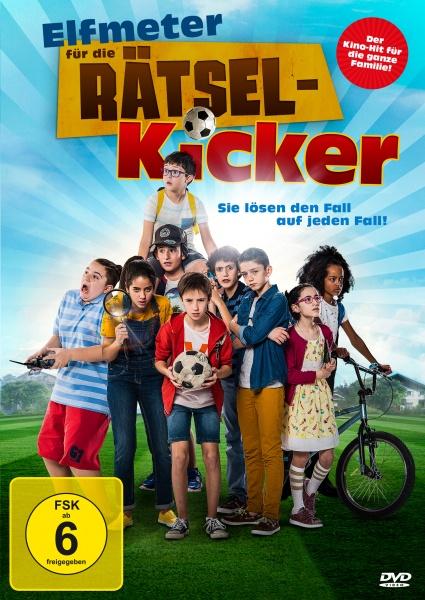 Elfmeter für die Rätsel-Kicker (DVD)