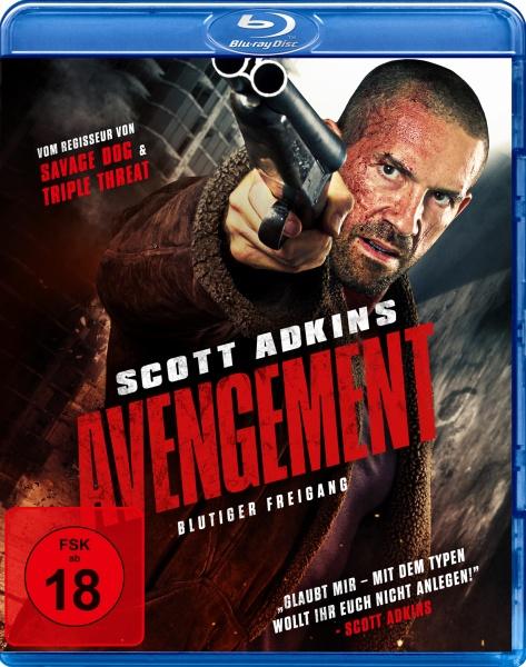 Avengement - Blutiger Freigang (Blu-ray)