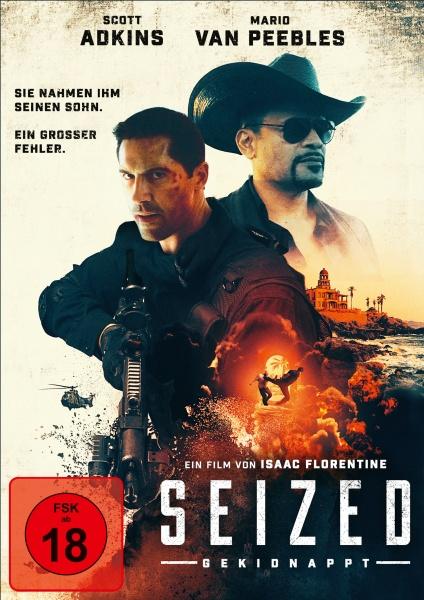 Seized - Gekidnappt (DVD)