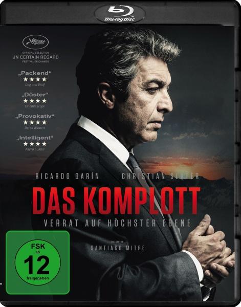 Das Komplott - Verrat auf höchster Ebene (Blu-ray)