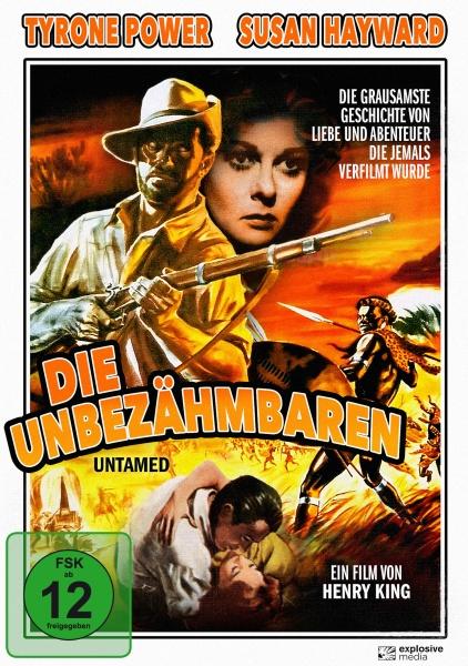 Die Unbezähmbaren (Untamed) (DVD)
