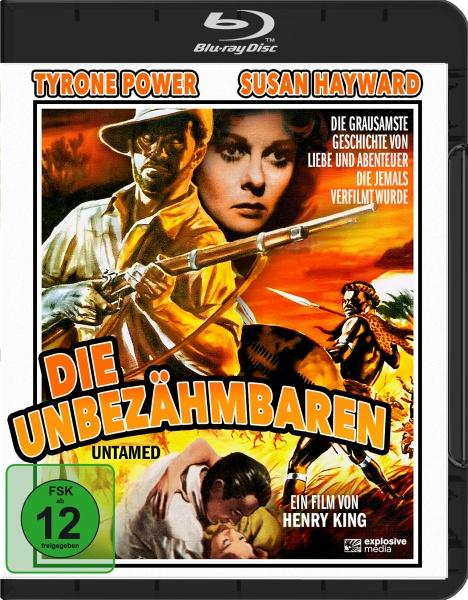 Die Unbezähmbaren (Untamed) (Blu-ray)