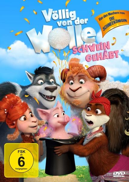 Völlig von der Wolle: Schwein gehabt! (DVD)