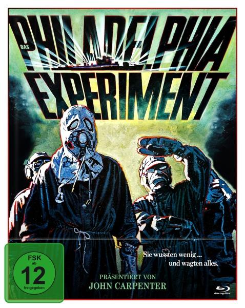 Das Philadelphia Experiment (Mediabook, Blu-ray + DVD + Bonus-DVD)